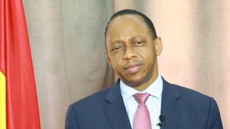 Mamady Youla, le Premier ministre guinéen