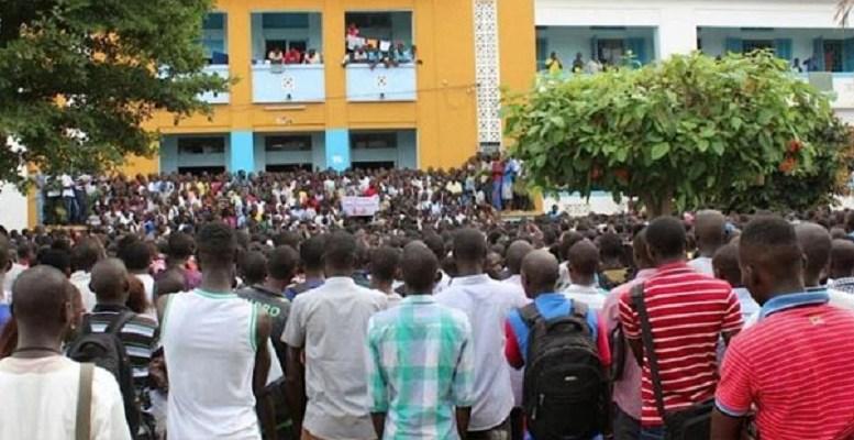 Marche nationale des étudiants du Sénégal