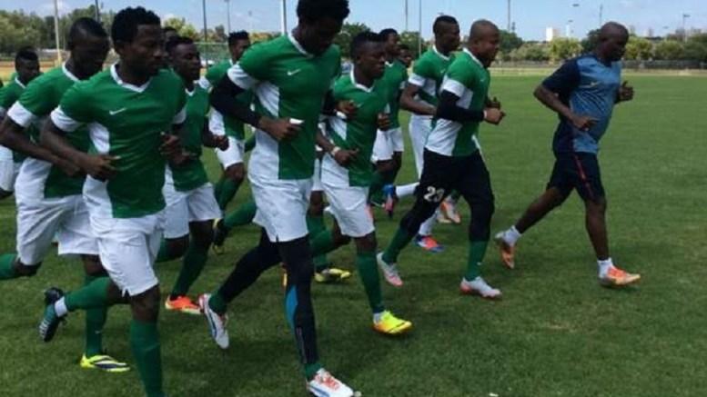 Match Nigeria - RDC