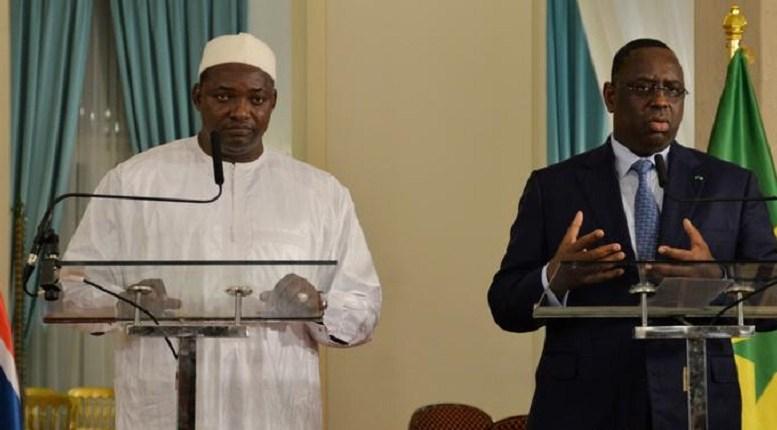 Tension entre le Sénégal et la Gambie