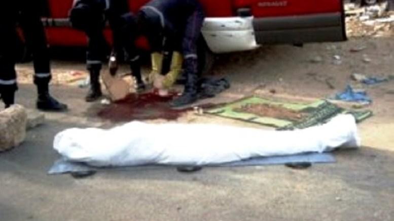 Un étudiant tué ce matin Sénégal