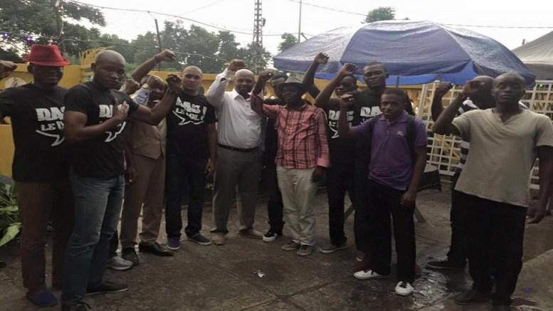 mouvement citoyen « Ras-le-bol »