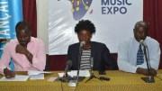 Chad Music Expo, la musique