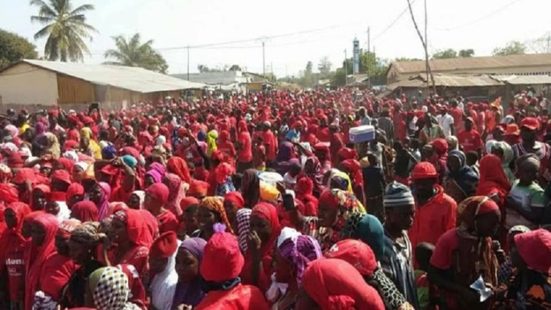 Crise politique au Togo