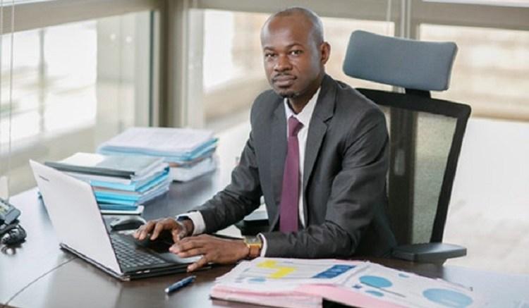 Edgard Mfouba, DG d'Okoume Capital
