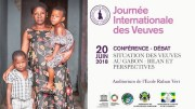 La journée internationale des veuves