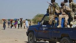 La lutte contre le terrorisme au Tchad