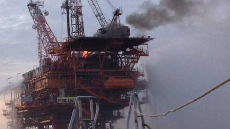 La production pétrolière
