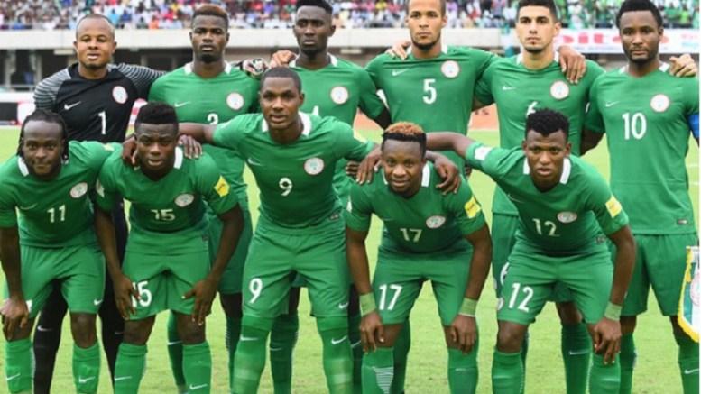 Le Nigeria au mondial 2018