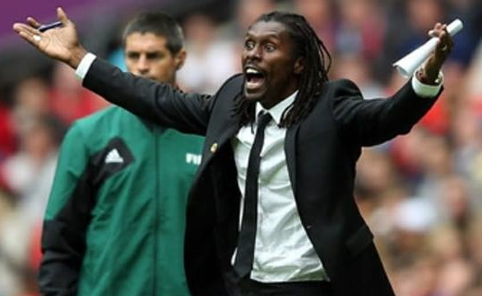 Le coach sénégalais
