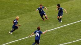 Les Samourai Bleus du Japon