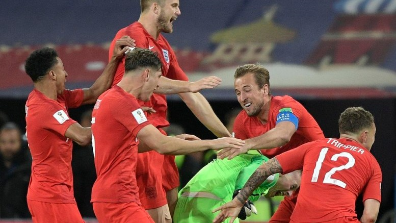Angleterre - Colombie