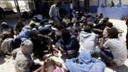 Des Migrants sénégalais