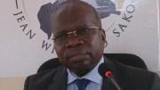 Jean Wilibiro Sacko, ministre de la défense
