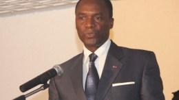 Joseph Beti Assomo, le ministre de la défense du Cameroun