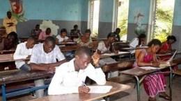 Le bac au Sénégal