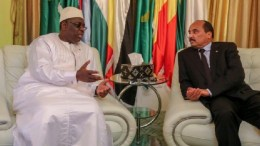 Sénégal - Mauritanie