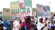 manifestation des opposants au Sénégal