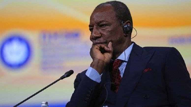Alpha Condé contre le Sénégal