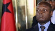 Le président de la Guinée Bissau