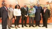 Tony Elumelu reçu par Alpha Condé