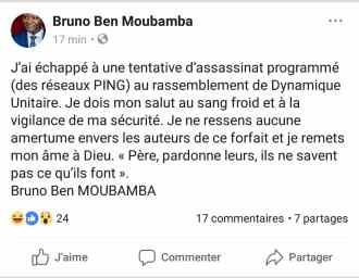 Bruno Ben Moubamba