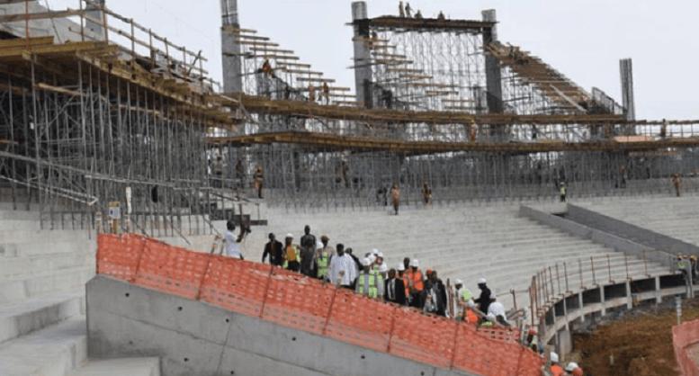 infrastructures de la CAN 2019