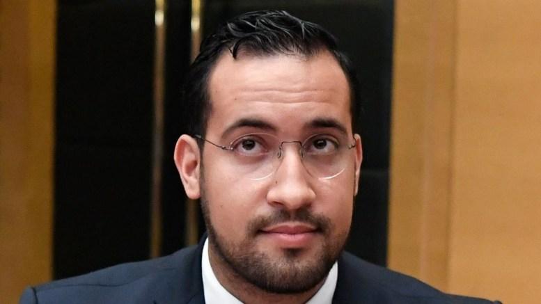 Alexandre Benalla face aux juges