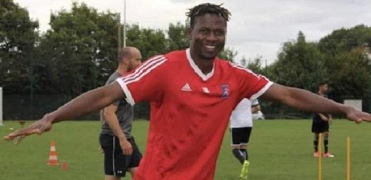 Camara, le footballeur sénégalais décédé à l'entrainement