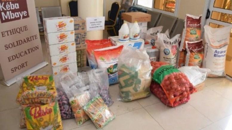 Les denrées au Sénégal
