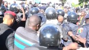 Marche de l'opposition au Sénégal
