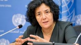 Leila Zerrougui, la patrone de la Monusco