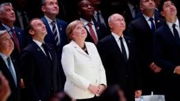 Forum sur la paix à Paris