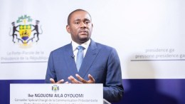 Ike Ngouoni parle de la santé du président Ali Bongo