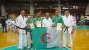Karaté Algérie