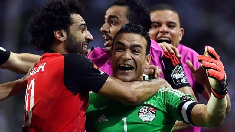 L'Egypte qualifié à la CAN