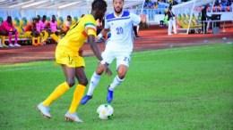 Le Mali bat le Gabon