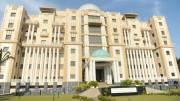 Le siège de la Cour constitutionnelle du Gabon