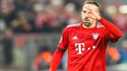 Frank Ribéry au Bayern Munich