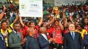L'Angola champion
