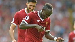 Sadio Mané et Liverpool