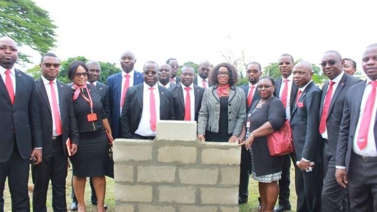 UBA Gabon à l'UOB