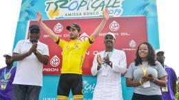 Nicolo Bonifazio maillot jaune