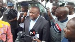 Léandre Zué élu Maire de Libreville