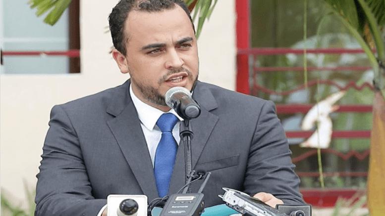 Gregory laccruche Alihanga promet
