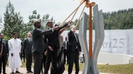 25e anniversaire du génocide
