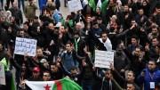 Algérie la rue conteste la transtion