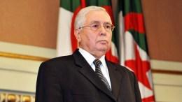 Bensalah, président