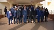 Centrafrique reunion de paix