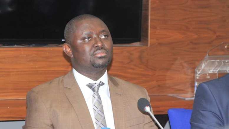 Justin Ndoundangoye, ministre des transports